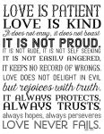 LOVE IS….
