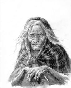 Old Hag by TurnerMohan on DeviantArt