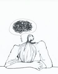 This is EXACTLY how I feel sometimes_ Why is creativity so exhausting_